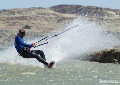 Kitesurfing Namibia