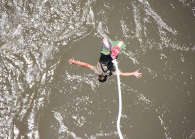 bUNGEE VICTORIA FALLS