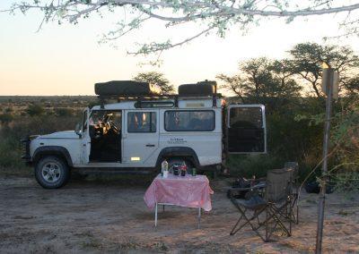 camping motopi pans CKGR